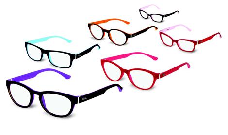 Tonic   des lunettes légères et colorées signées Afflelou. Alain Afflelou  ajoute une nouvelle collection ... 008dfd0bad10