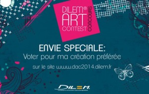 Dilem Art Contest : à vous de voter !