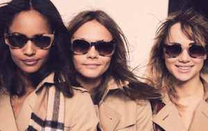 Burberry, une collection Trench pour l'automne-hiver