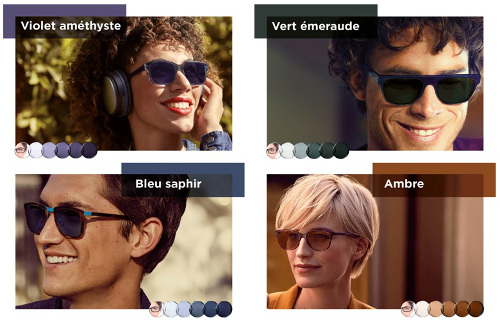 ESSILOR TRANSITIONS STYLE COLORS
