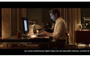 Les verres Zeiss Digital Adapt reviennent en TV