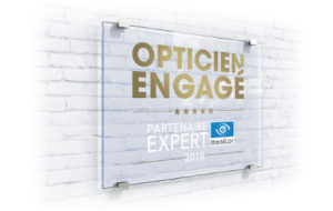 Essilor remet son label Opticien engagé sur le devant de la scène