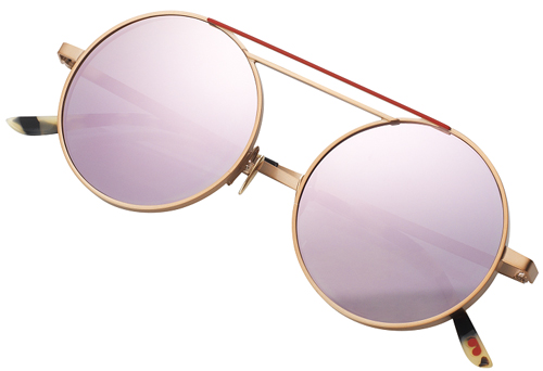 La petite lunettes rouge Woely---Pinkor