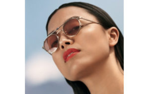 Les opticiens Eye Like accueillent un modèle exclusif Garrett Leight