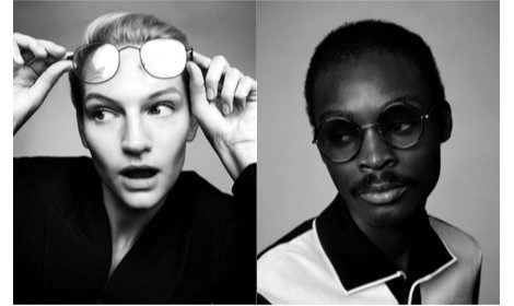 Les lunettes Paul Smith, sous licence avec Cutler and Gross