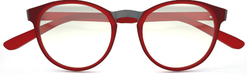 Lunettes Blueberry Ozy rouge