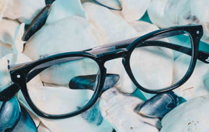 Friendly Frenchy : les lunettes en coquillages au salon Made in France