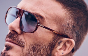 David Beckham par Safilo : la collection est lancée