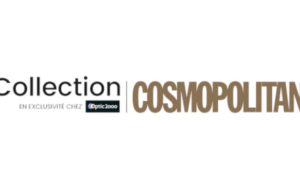 Cosmopolitan :  une nouvelle collection exclusive chez Optic 2000