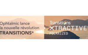 Les verres Transitions Xtractive Polarized font leur entrée au catalogue d'Ophtalmic