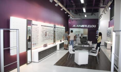 59613ed7caa52 Alain Afflelou ouvre son premier magasin à Alger - L OL MAGL OL MAG