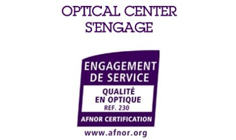 Optical Center annonce sa certification Afnor - L OL MAGL OL MAG 728181dd3ae6
